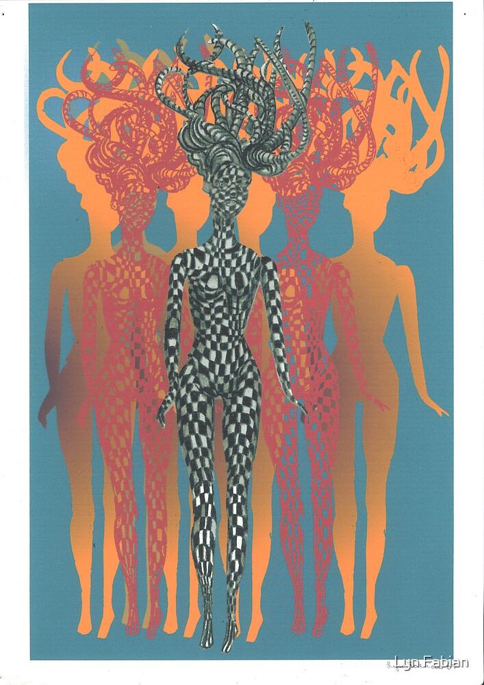 Medusa by Lyn Fabian