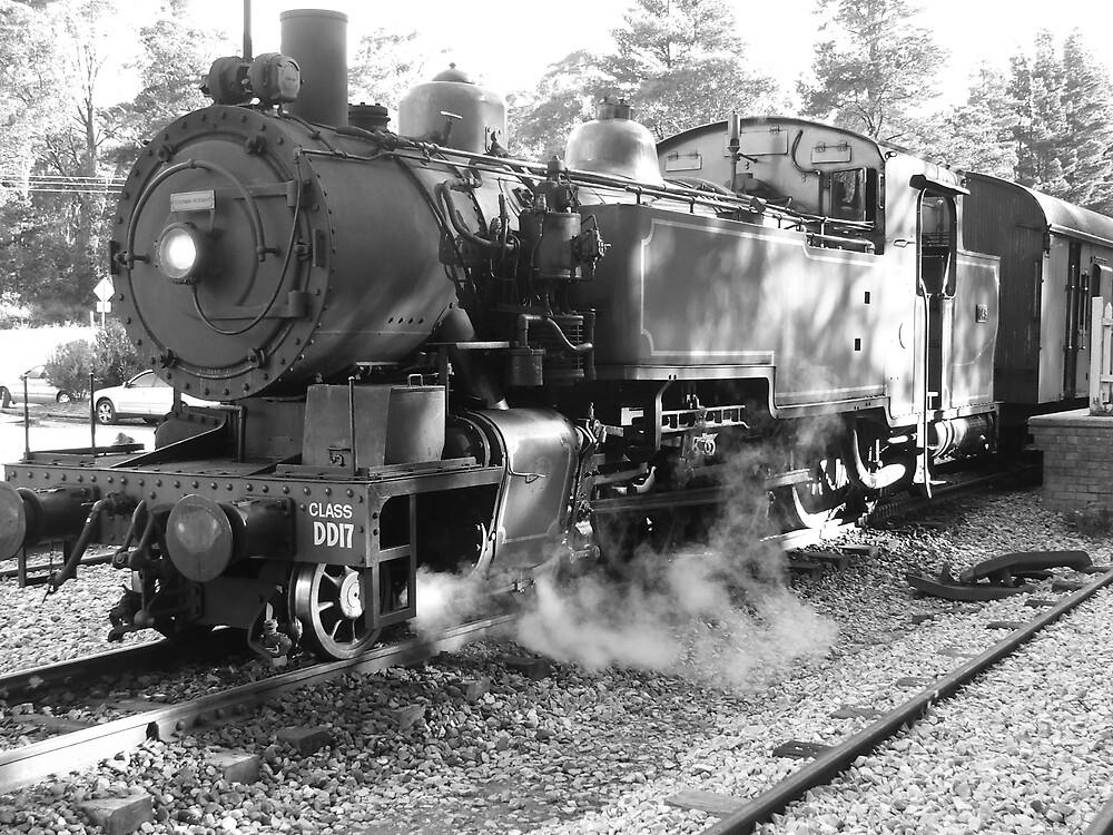 Locomotive by simonsinclair