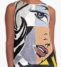 Lichtenstein's Girl Sleeveless Top