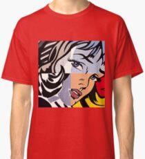 Lichtenstein's Girl Classic T-Shirt