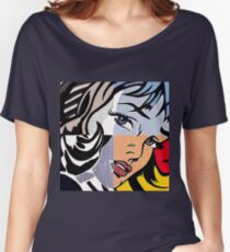Lichtenstein's Girl Women's Relaxed Fit T-Shirt