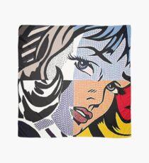 Lichtenstein's Girl Scarf