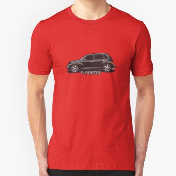 PT Cruiser - Black Slim Fit T-Shirt
