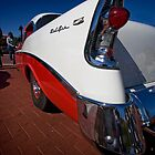 1956 Chevy Belair by mal-photography