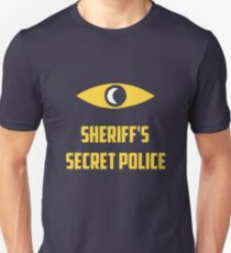 Nightvale secret police Unisex T-Shirt