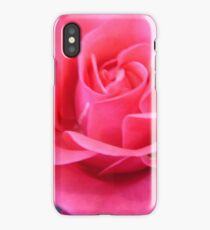 """""""Hope For The Cure ~  Breast Cancer""""  iPhone Case/Skin"""