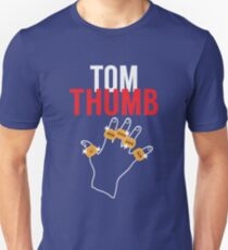 One for the Thumb - Tom Thumb Unisex T-Shirt