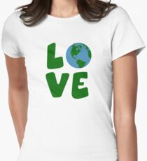 Love the Mother Earth Planet T-Shirt