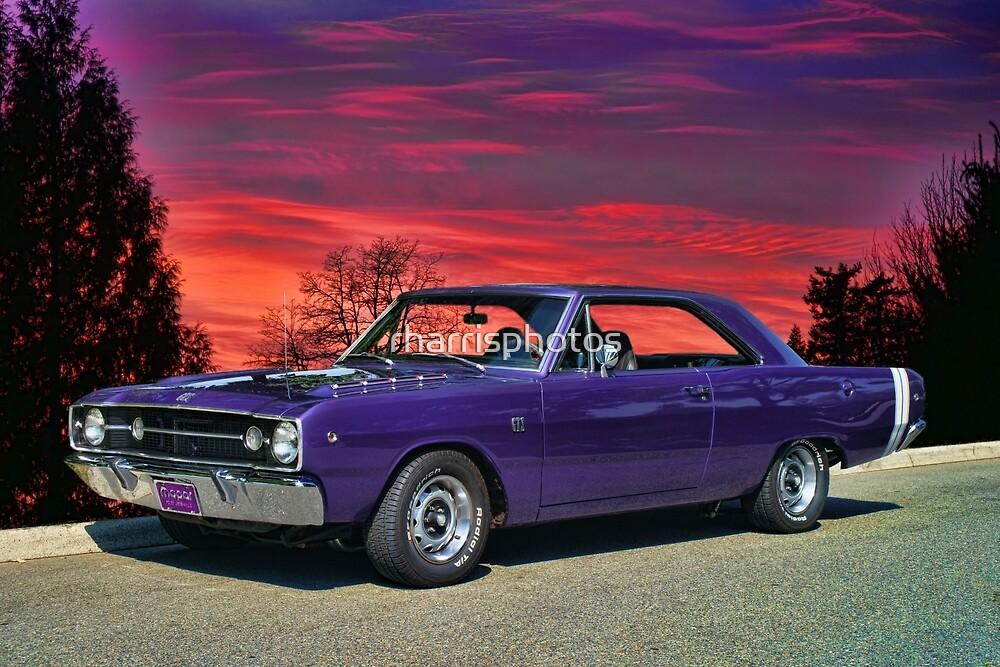 Purple Dodge GTS by rharrisphotos