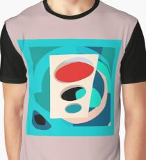 Atomic Traffic Light Graphic T-Shirt