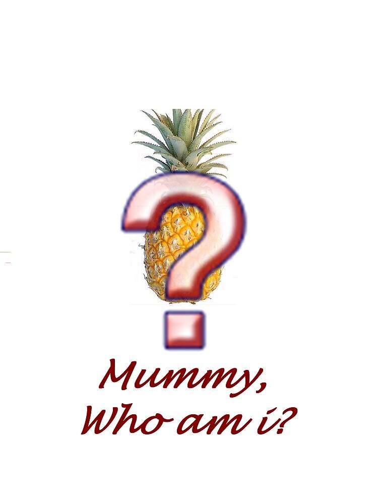 Who am I?  by HamRadio