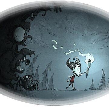 Don't Starve Spooks by IrkenArmada