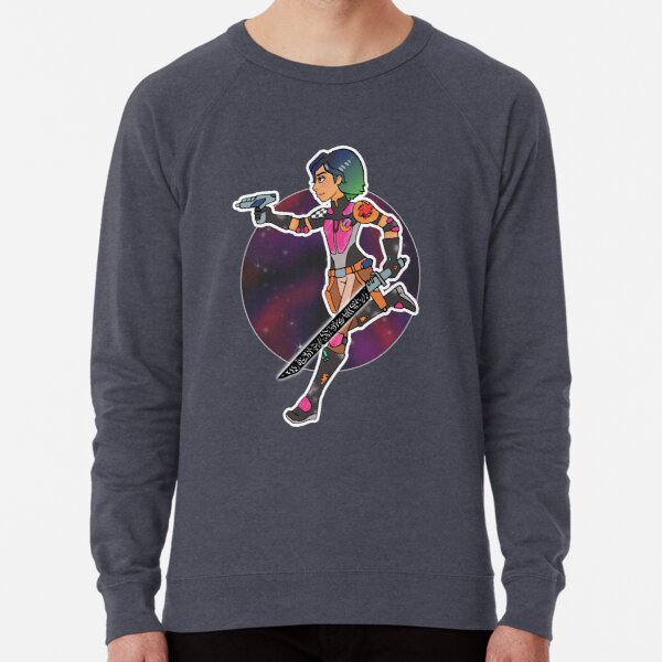 Intergalactic Grafitti Lightweight Sweatshirt