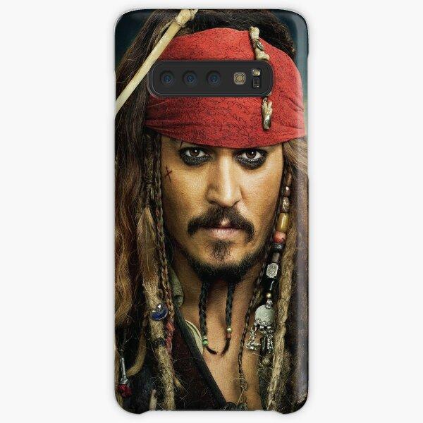 Jack Sparrow Samsung Galaxy Snap Case