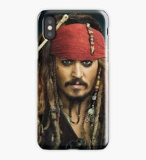 Jack Sparrow iPhone Case