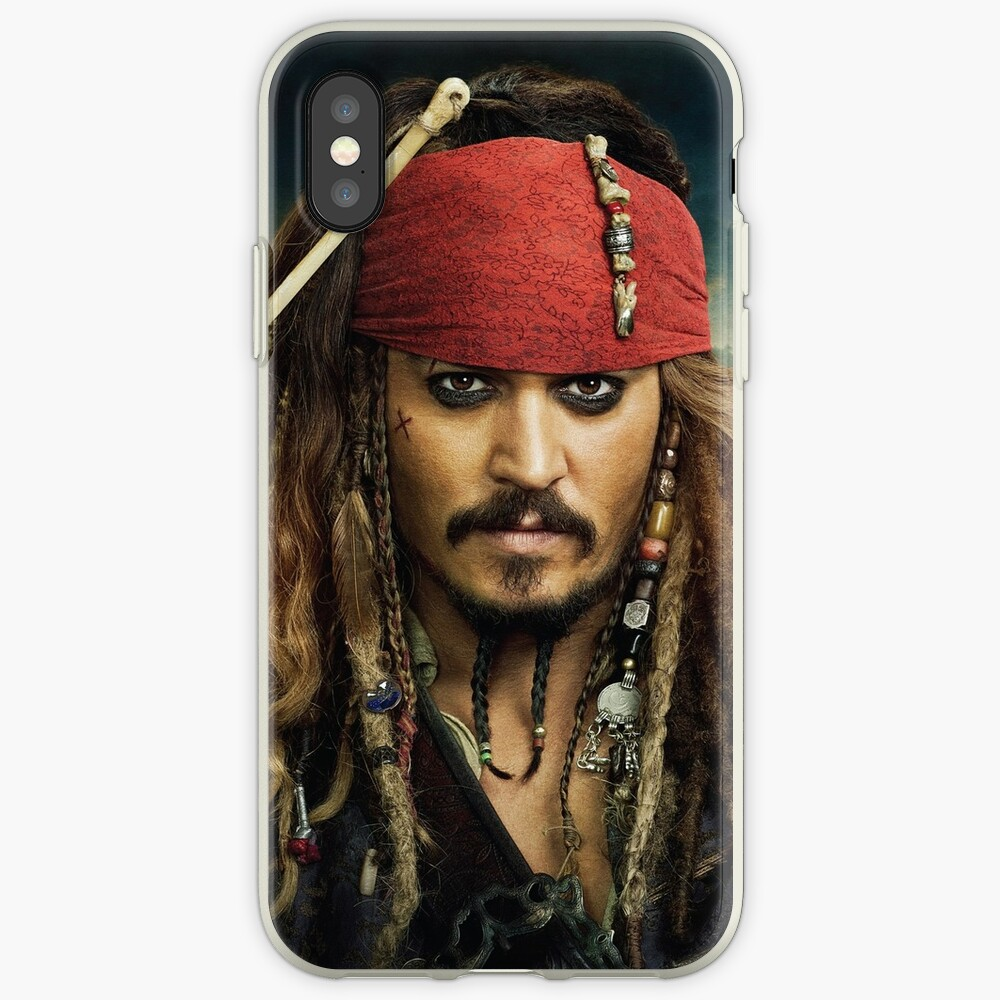 Jack Sparrow iPhone-Hülle & Cover