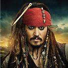 Jack Sparrow von KiddCustoms