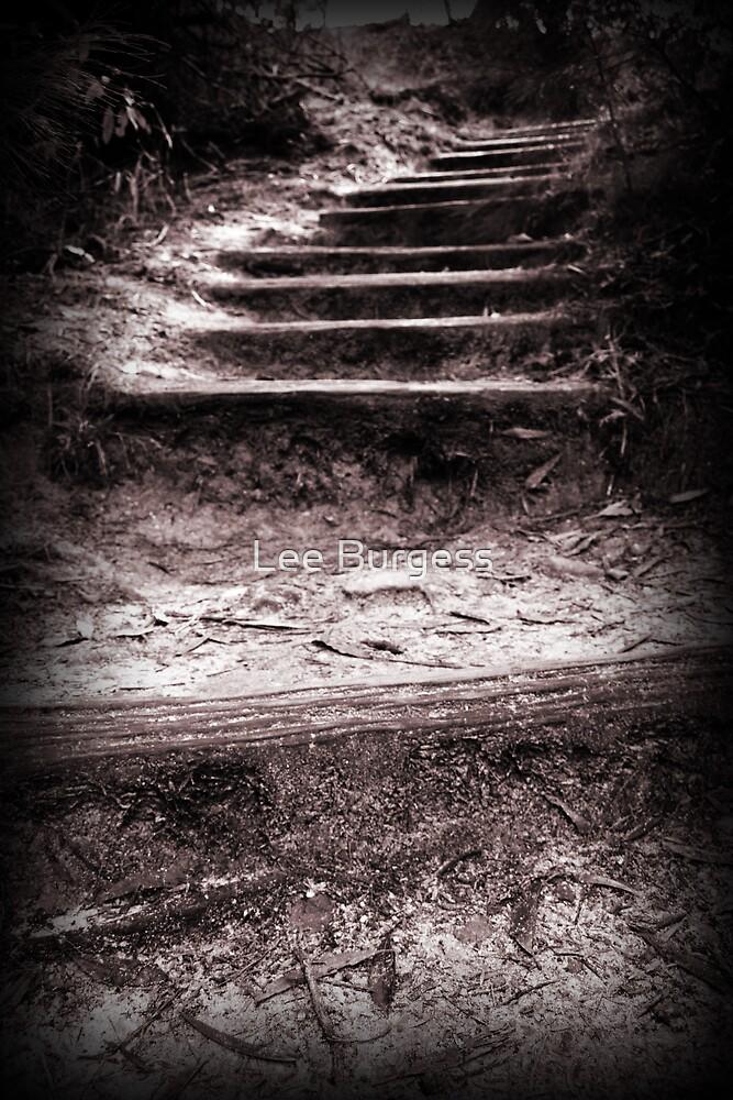 Stairway to... by Lee Burgess