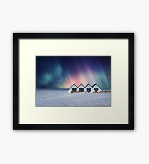 Time For Miracles Framed Print