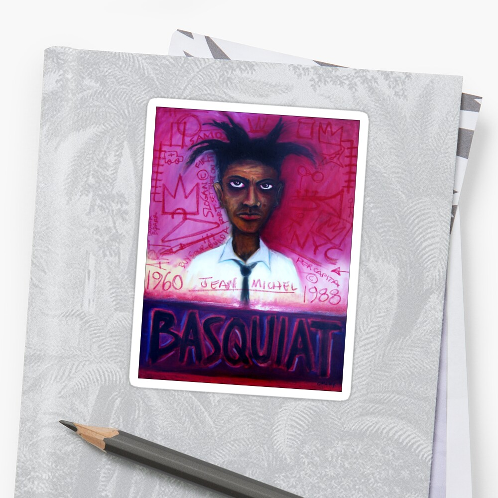 Basquiat T- Shirt by Leith
