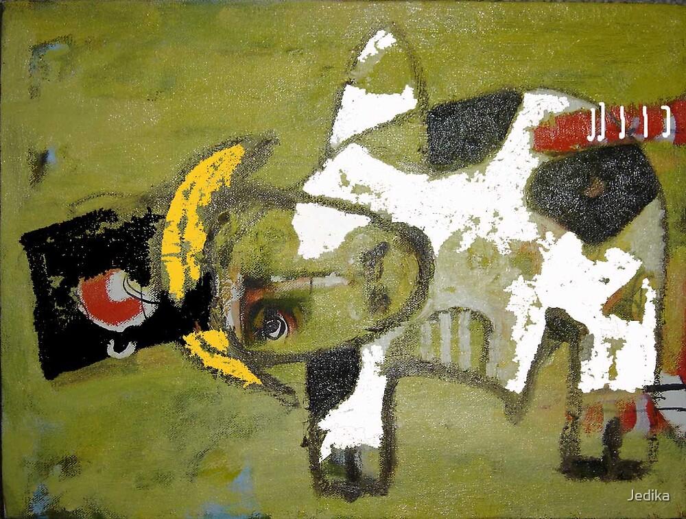 Minotaur by Jedika