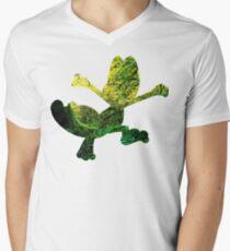 Treecko used Grass Knot Men's V-Neck T-Shirt