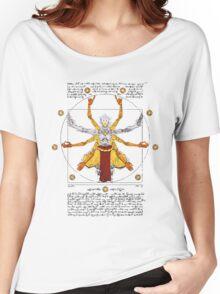 vitruvian man Women's Relaxed Fit T-Shirt