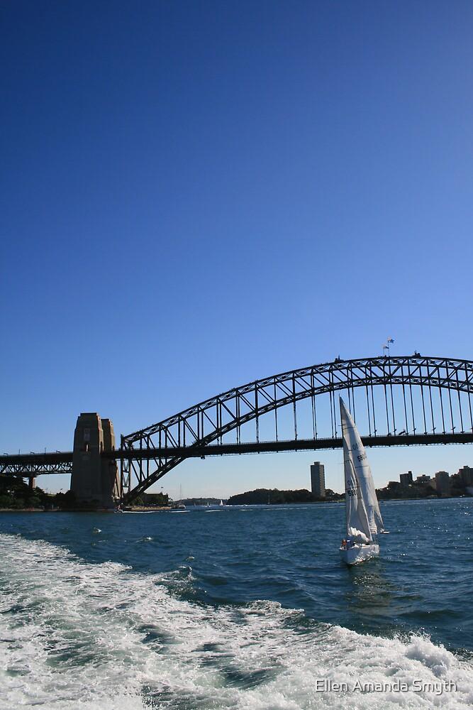 Sydney Sailing by Ellen Amanda Smyth