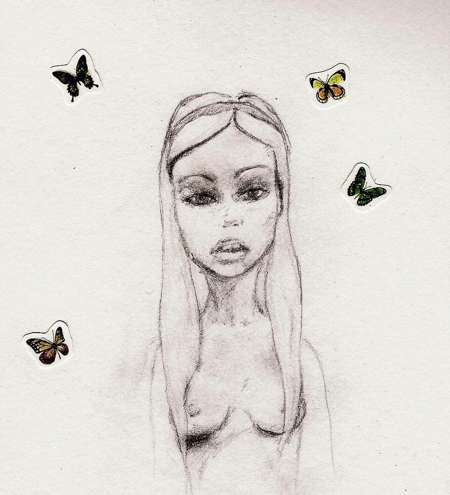 fairyfloss diaries #2: Eirawen (detail) by yasmine