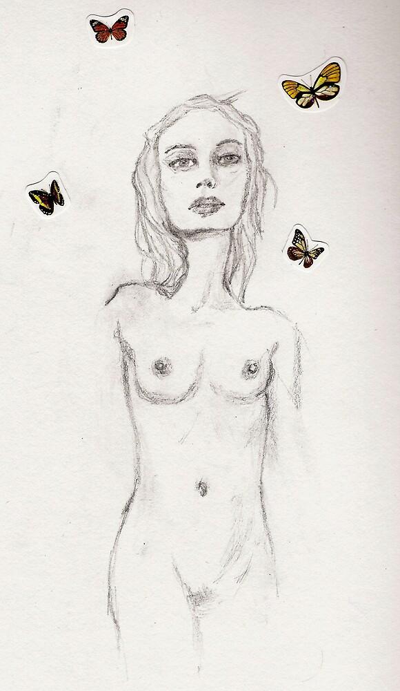 fairyfloss diaries #5: Aine (detail) by yasmine