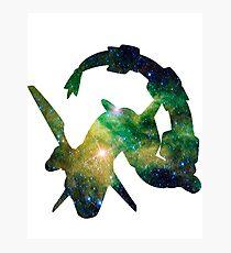 Rayquaza used Dragon Pulse Photographic Print