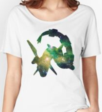Rayquaza used Dragon Pulse Women's Relaxed Fit T-Shirt