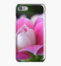 """""""Courage""""  Fight Against Breast Cancer iPhone Case/Skin"""