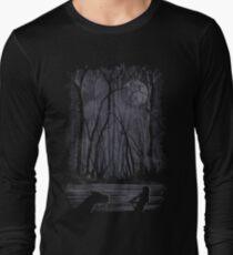 The Sadness Long Sleeve T-Shirt