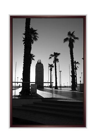 glenelg memorial b&w by srh22