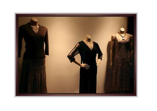 girls shop window by srh22