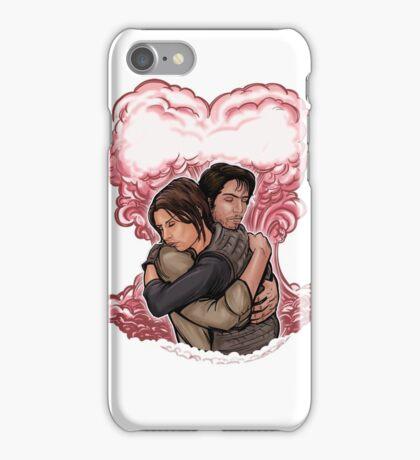 Love in Space iPhone Case/Skin