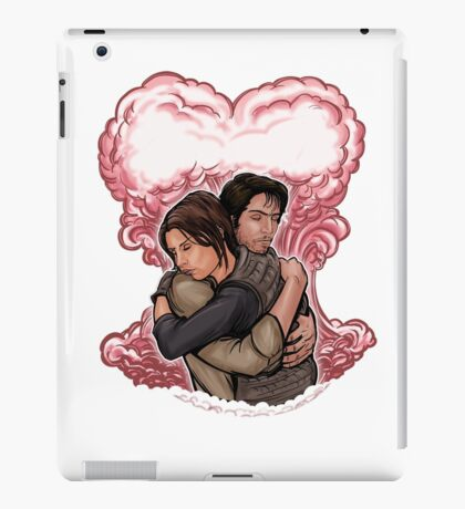 Love in Space iPad Case/Skin