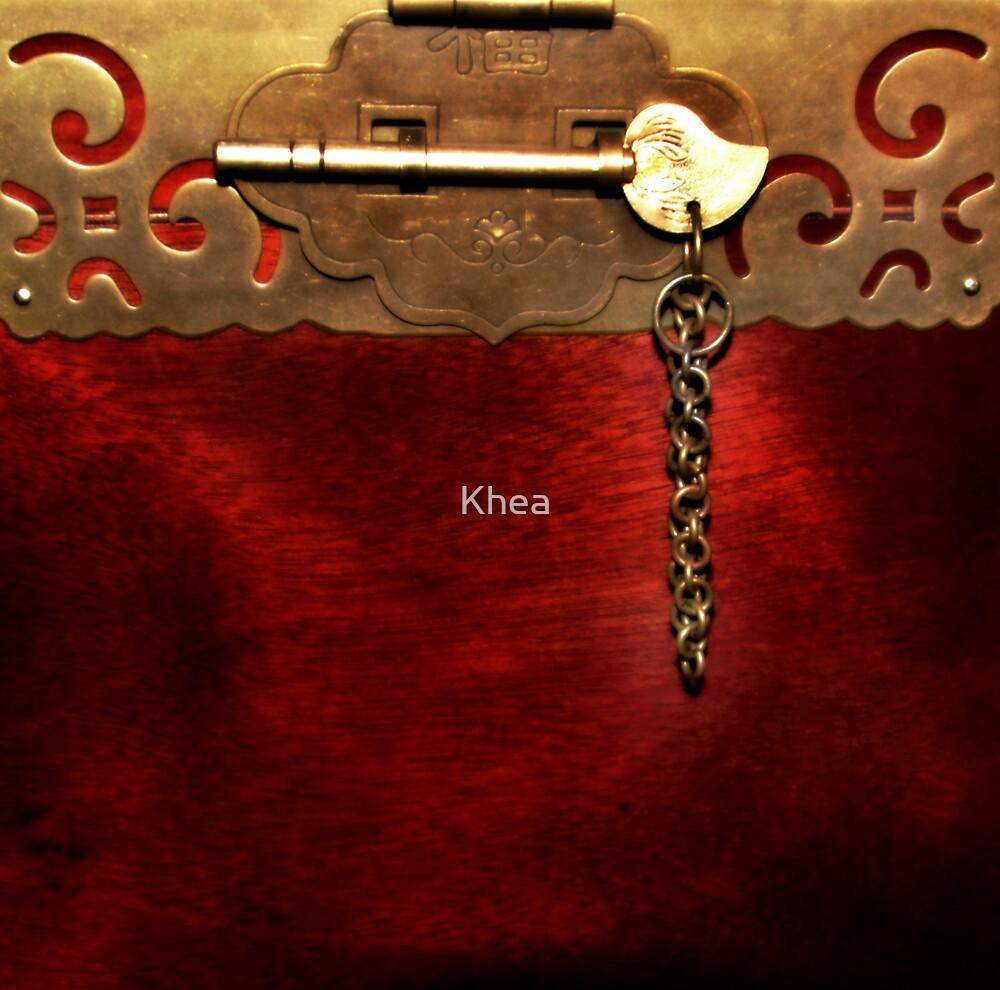 The Key by Khea