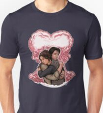 Love in Space Unisex T-Shirt