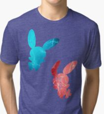 Plusle and Minun used Spark Tri-blend T-Shirt