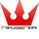 NIKU SENPAI CROWN by NickSilvaArt
