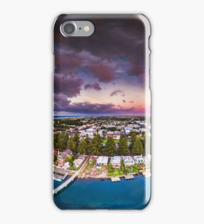 Moyne River Sunrise iPhone Case/Skin