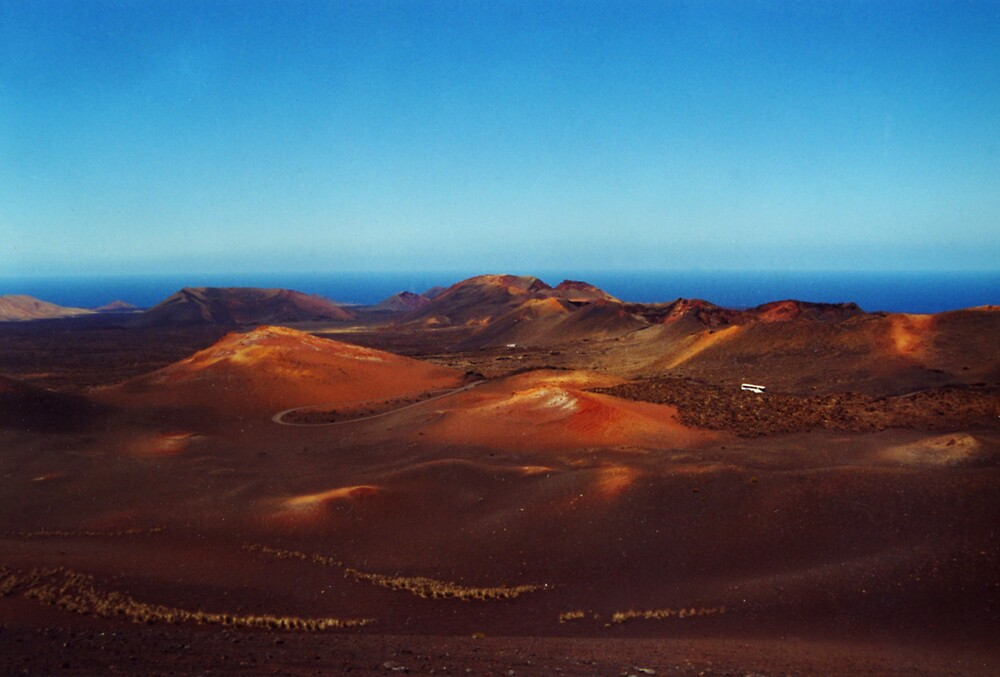 Canary Islands by trundles