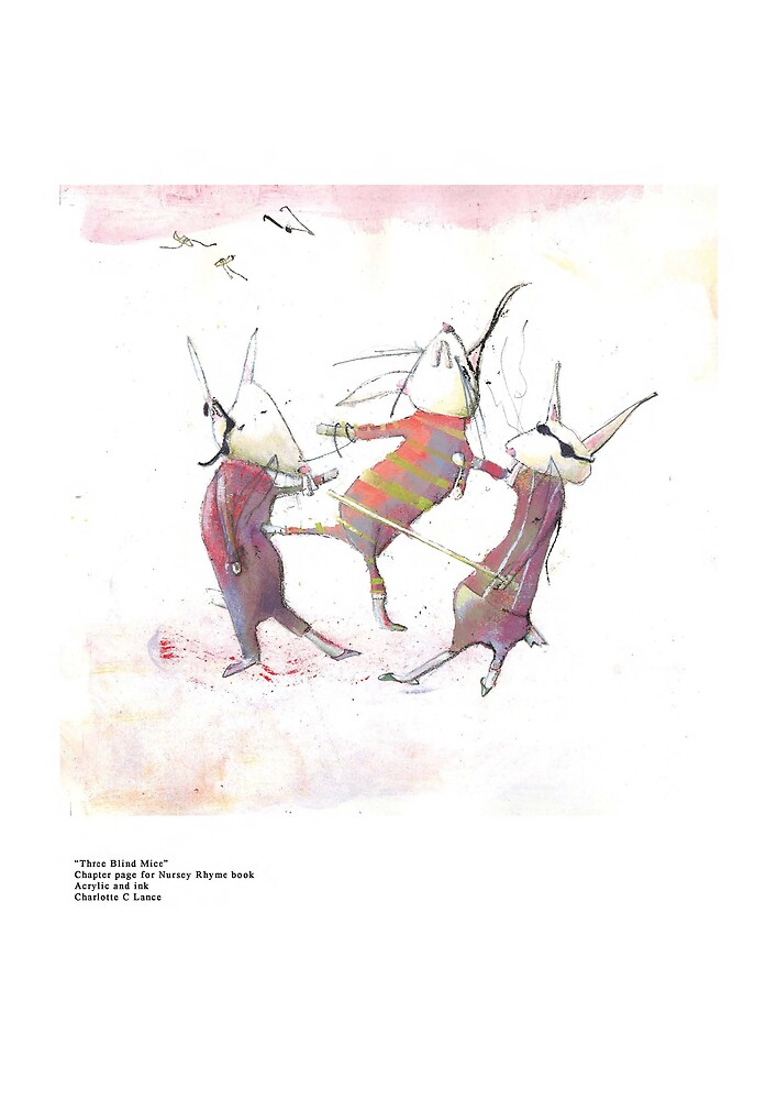 Three blind mice by C Lance