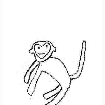 monkey by charlielance