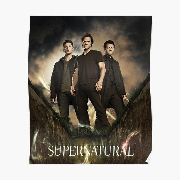 Supernatural Cover Poster