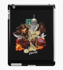 Migos - Culture Album Art iPad Case/Skin