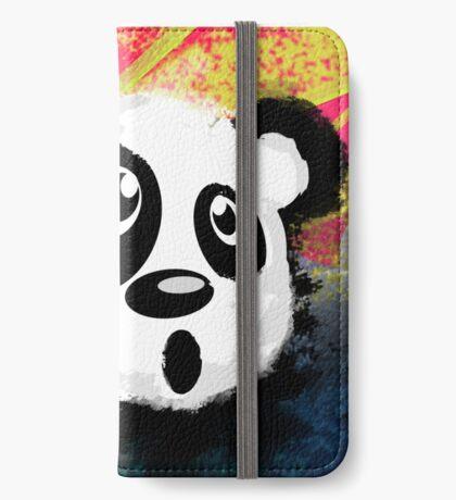 Mount Pandarama iPhone Wallet/Case/Skin