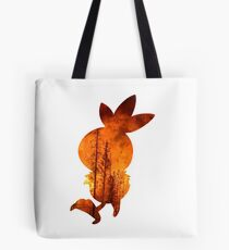 Torchic used Overheat Tote Bag